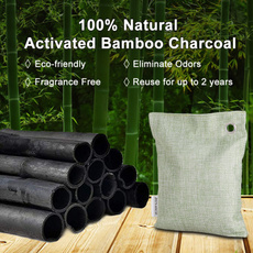 Charcoal, bamboobag, deodorizerbag, naturalairfreshener