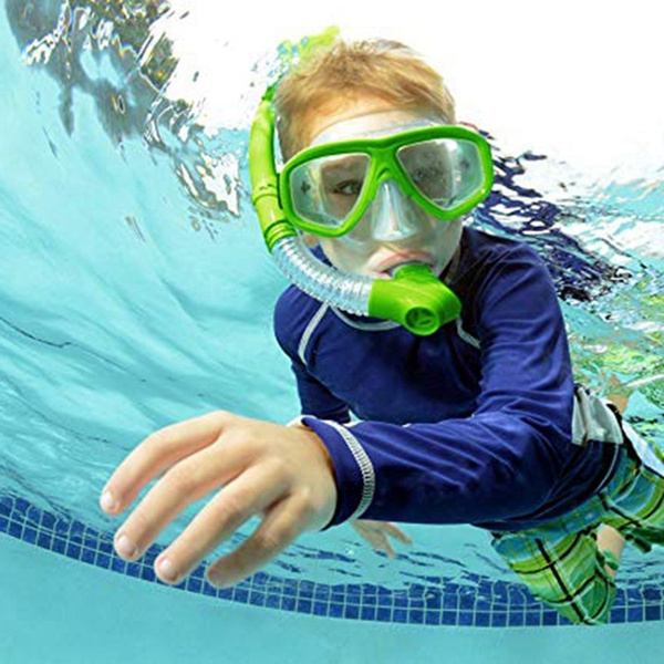 underwater, Swimming, divingmask, Silicone
