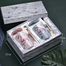 Coffee, flamingo, Gifts, ceramicmug