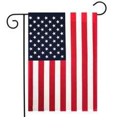 American, Garden