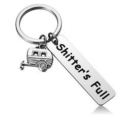 Key Chain, Jewelry, hugerv, camper