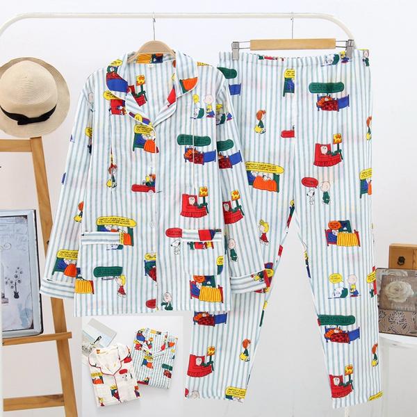 japaneseclothing, nursingclothe, Long Sleeve, Spring