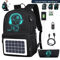 Laptop Backpack, pencilcase, School, techampgadget