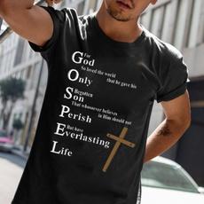 Summer, christiantshirt, Fashion, jesusshirt