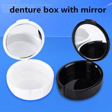 case, Box, denturestoragecase, falseteethbox