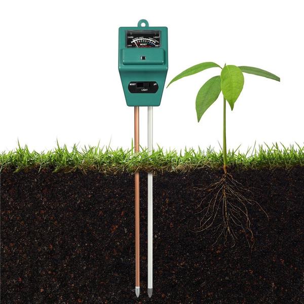 phmeter, tester, Home & Living, soiltest