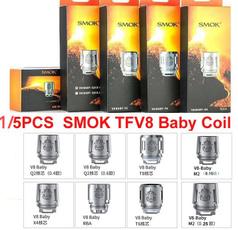 tfv8baby, tfv8coil, vaporizercoil, vape