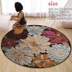 carpetcleaner, roundfloormat, bedroomcarpet, Home & Living