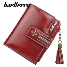 leather wallet, shortwallet, Shorts, women purse
