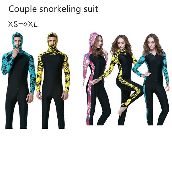 surf, girlsdivingwear, divingsuit, hooded