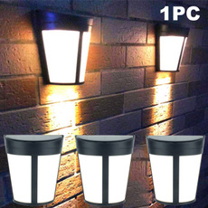solarwalllamp, Outdoor, waterprooflight, yardlight