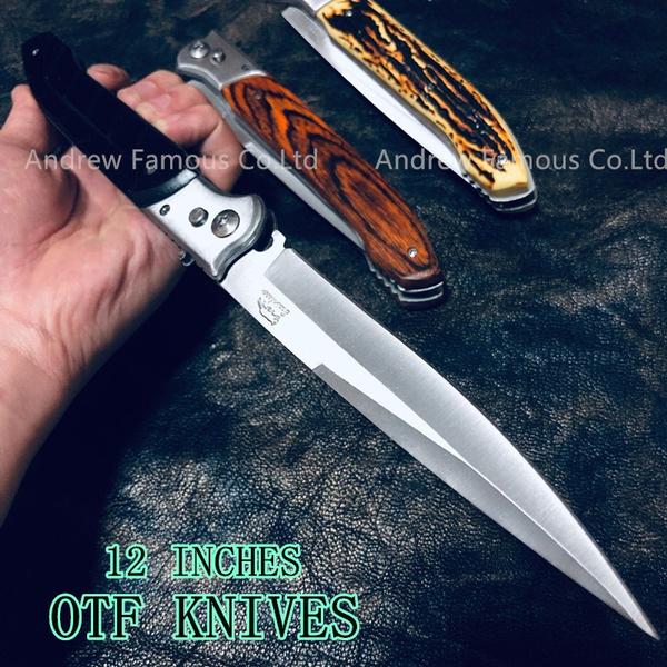 stilettoknifeautomatic, Italy, 13stilettoknife, Blade