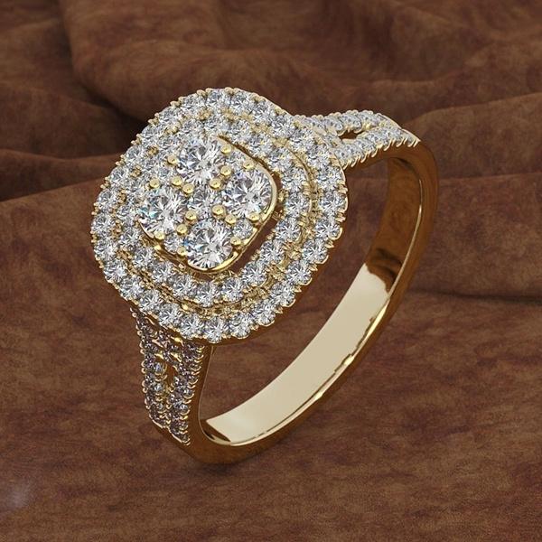 Heart, DIAMOND, Holiday, wedding ring