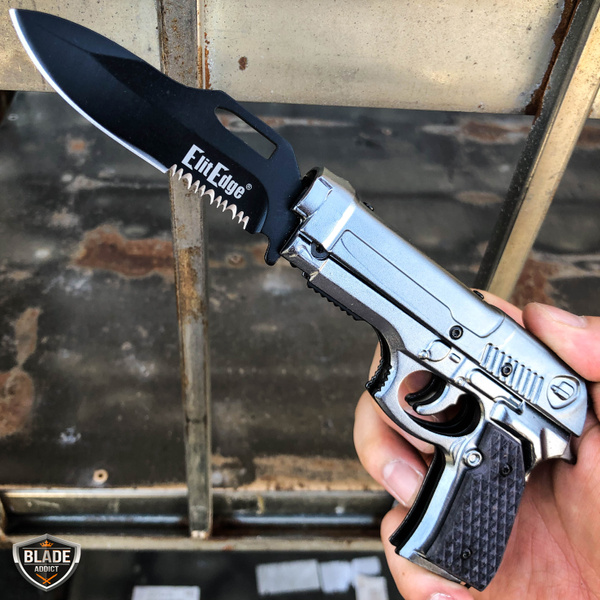 pocketknife, gunmetal, Folding Knives, Spring