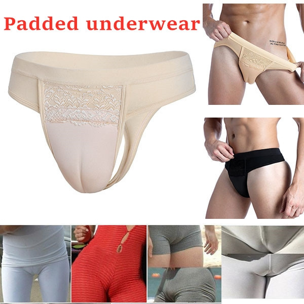 paddedunderwear, Panties, Cosplay, cameltoe