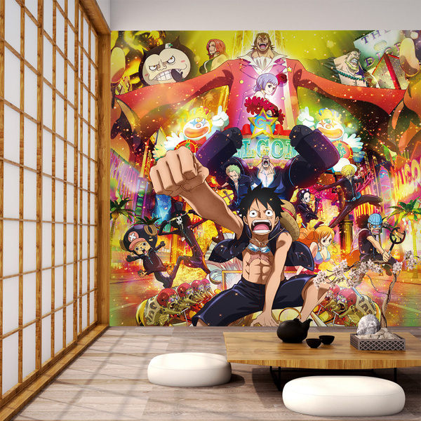 Details about  /3D Yugioh Warrior D491 Japan Anime Wall Stickers Wall Mural Decals Wendy
