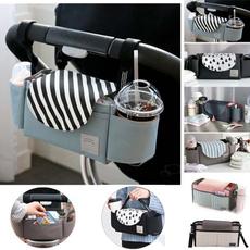 babystrollerpouch, babystrollerorganizerbag, Baskets, trolleystoragebag