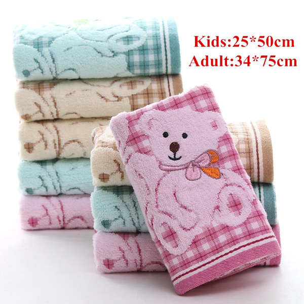 Bathroom Accessories, babytowel, kidtowel, absorption