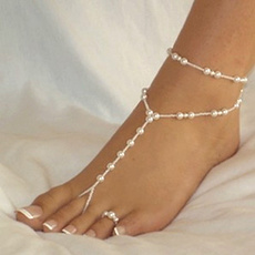 Sandals, barefoot, Jewelry, Gifts