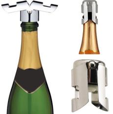 Steel, winebottle, wineplug, sealerbar