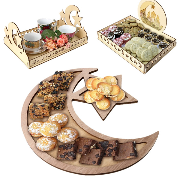 party, Kitchen & Dining, tray, Wooden