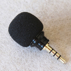 Mini, recordingmicrophone, Smartphones, stereomicrophone