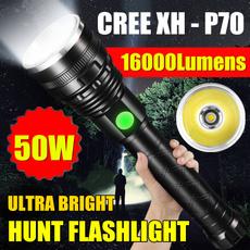 Flashlight, torchlight, Outdoor, xenonlight