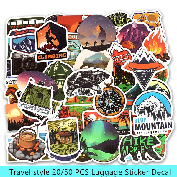 Decorative, Car Sticker, luggagesticker, Computers