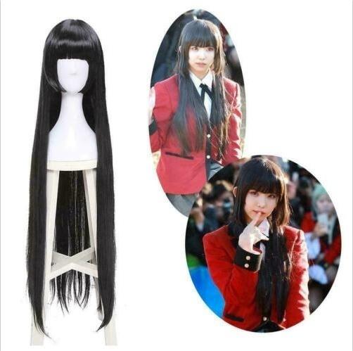 wig, hair, black, Cosplay