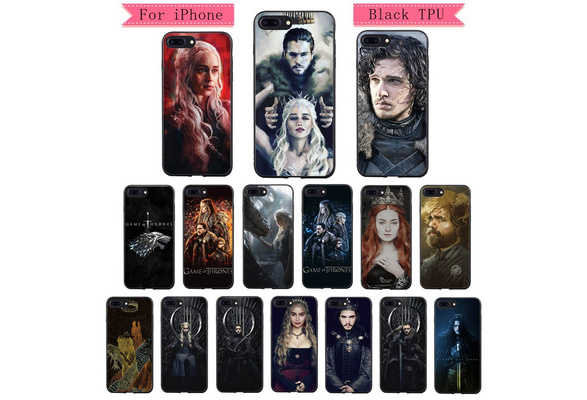 coque iphone 8 game of thrones saison 8