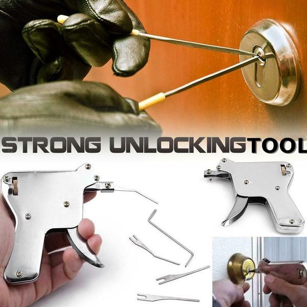 Keys, locktool, Door, lockrepairingtool