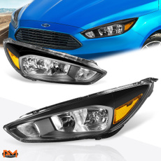 automodification, amber, Automotive, Head Lamp