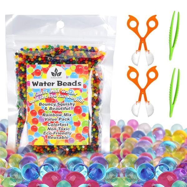 Development, water, vasefiller, jellyball