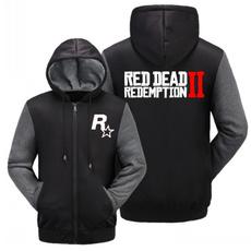 Fashion, Coat, Men, reddeadredemption2