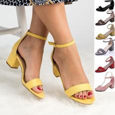 Summer, Fashion, High Heel Shoe, Ladies