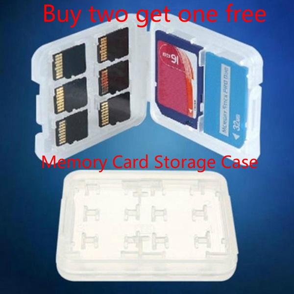 Box, case, sdhccardstorage, sdcardstorage