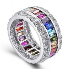 pink, Sterling, Engagement, 925 sterling silver