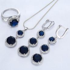 Blues, Earring, Fashion, Jewelry