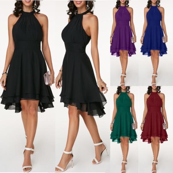 Summer, dressesforwomen, chiffon, chiffon dress