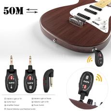 Rechargeable, guitartransmitterreceiver, uitartransmitterreceiver, Battery