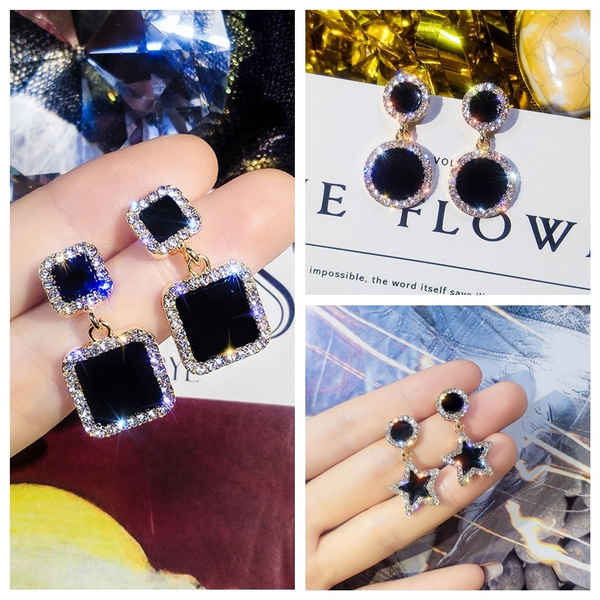 Fashion Accessory, DIAMOND, Jewelry, wedding earrings