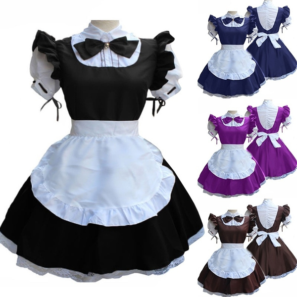 cute, short sleeve dress, doll, Cosplay Costume