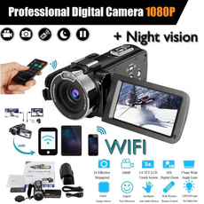 Remote, videocamera, Digital Cameras, hdcamera