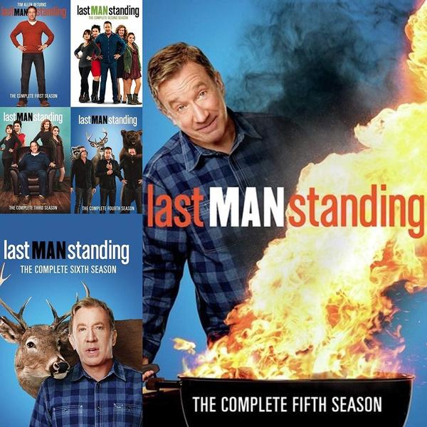 lastmanstandingcompletecollection, lastmanstanding, TV, DVD