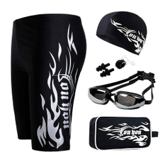 swimmingglasse, swimmingtrunk, Cap, jammerswimsuit