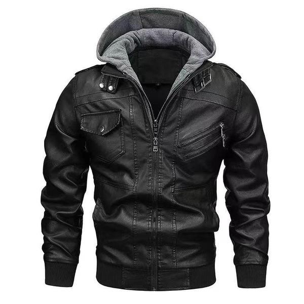 leatherjacketformen, Coat, leather, men leather jackets