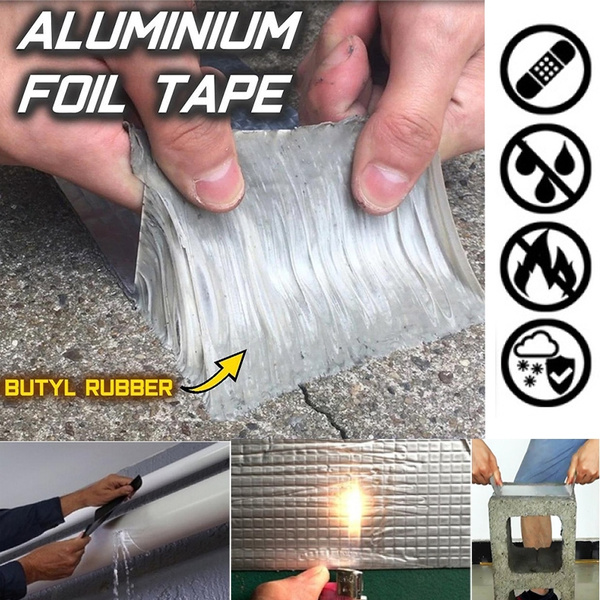 glasses repair, waterprooftape, Aluminum, Tool