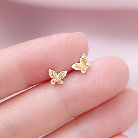 Sterling, cute, butterfly, Jewelry