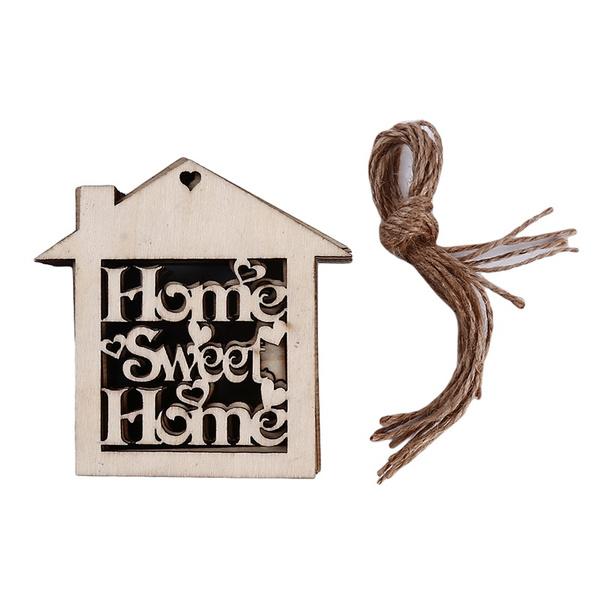 houseshapehanging, houseshapecraft, Decor, Laser