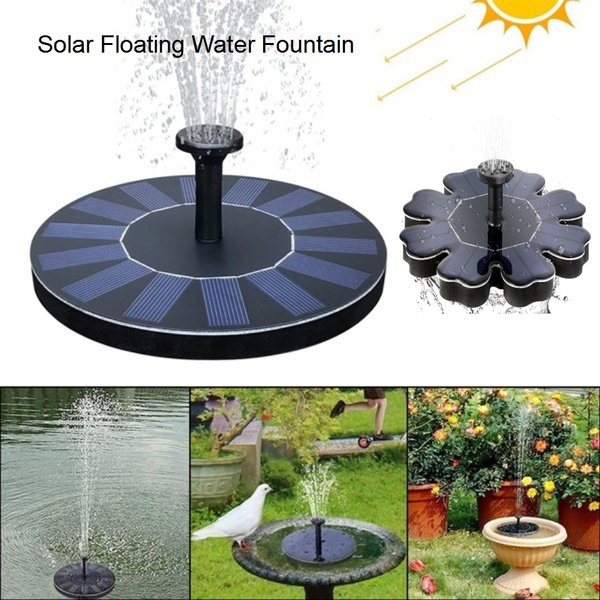 water, Garden, waterfountain, fountainwaterpump